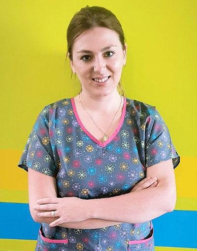 Dr. Micuțaru Liliana-Andreea